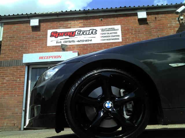 diamond cutting of alloy wheels in stratford, leamington spa, warwick, rugby, kenilworth