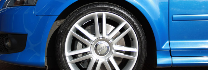 Alloy Wheel Repairs & Refurbishments